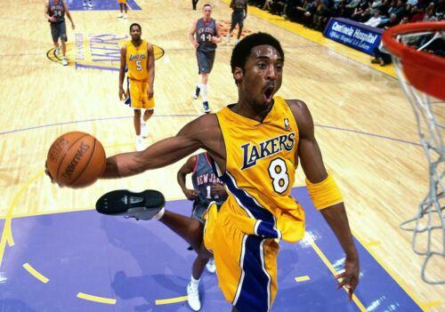 options 260gsm A2.A1 KOBE BRYANT Basketball Legend A5..A4. A3.