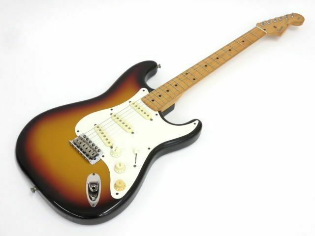 Squier by Fender SST-33 3TS Japan rare beautiful vintage popular EMS F   S