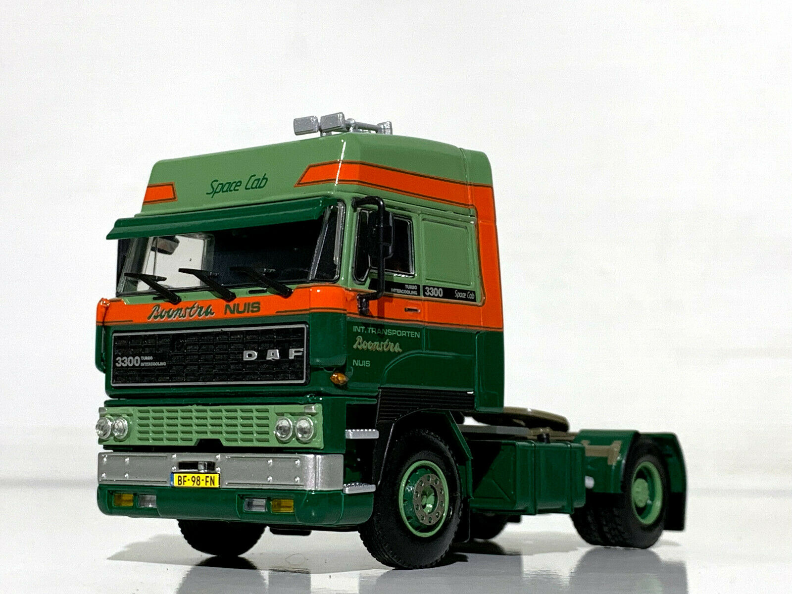 DAF 3300 WSI TRUCK  BOONSTRA -IDEAL FOR CHRISTMAS Geschenk