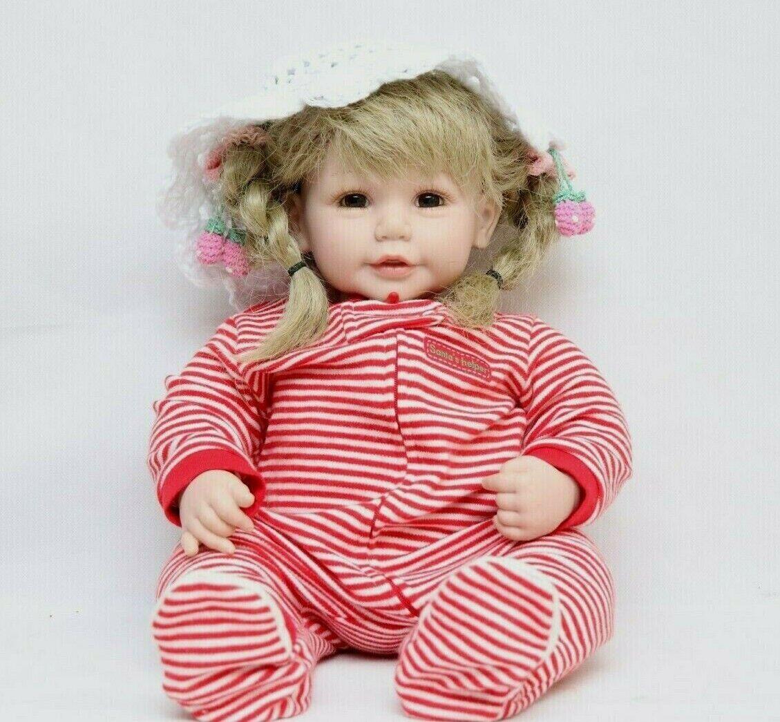 Adora Dolls 17  Doll. Vinyl and Cloth Baby