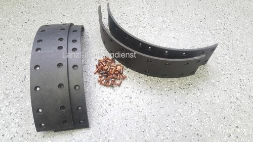 350mm tambor propiamente dichos de Man as330 H con ZF a15 engranajes