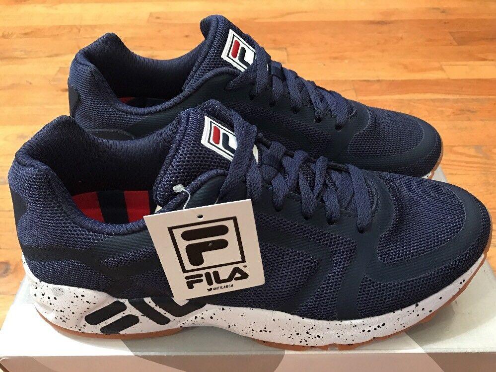 2018 FILA X USA Inline Mindbender (Men's Size 11) All American Pack Navy Limited