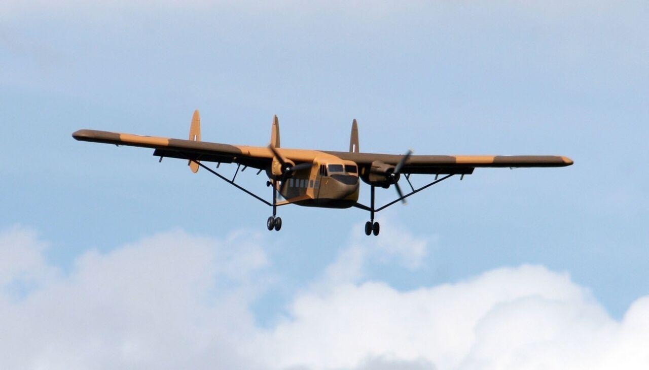 Scottish aviation twin pioneer. plan plan plan de bâtiHommes t pour un modèle rc 573bfe