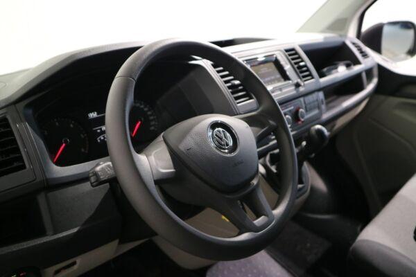 VW Transporter 2,0 TDi 102 Kassevogn lang - billede 4