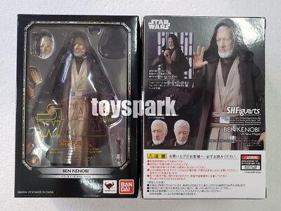 un nouvel espoir Figuarts Star Wars Ben Kenobi Bandai S.H