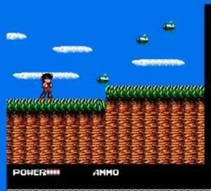 Clash At Demonhead - NES Nintendo Game
