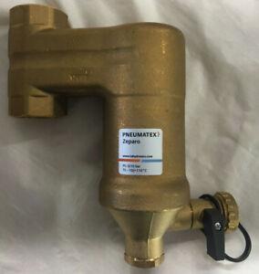 Pneumatex-Zeparo-Schlammabscheider-ZUML25-senktrecher-Einbau-Magnetfunktion
