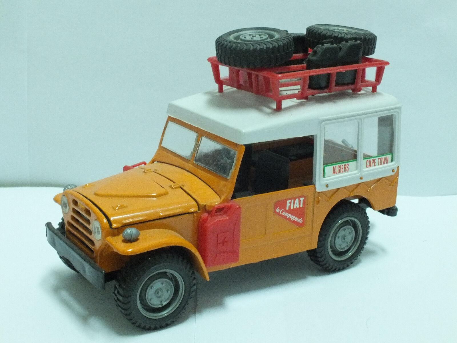 grande sconto Fiat Campagnola Giodi 1 25 25 25  economico e di alta qualità