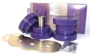 Pff5-510 Roulement Front Lower Tie Bar To Châssis Bushes Purple (2 In Box)-afficher Le Titre D'origine