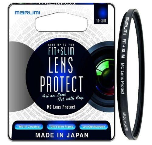 Marumi 72mm Ajuste Lente Slim MC proteger Multi-Coated Filter-Fts 72 LPRO