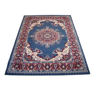 Tappeto Classico Azzurro - Tappeto Disegno Persiano Disponibili Varie Misure