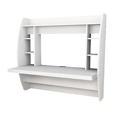 Prepac Furniture WEHW-0200-1 HW-0200-1 Floating Desk with Storage