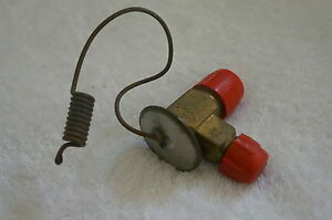 Alfa Romeo MONTREAL A/C EXPANSION VALVE, NEW OLD STOCK
