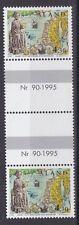 Aland postfrisch doppel Stegpaar MiNr. 105