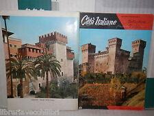 Vecchio quaderno scolastico di scuola CITTA ITALIANE VIGNOLA MODENA CARRARA