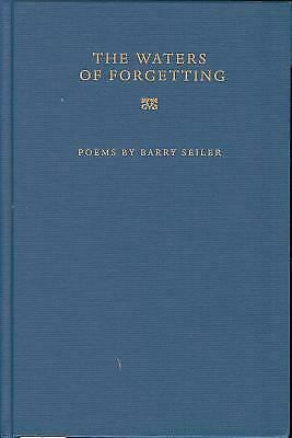 Waters of Forgetting Hardcover Barry Seiler