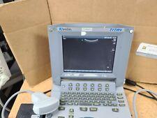Sonosite Titan Ultrasound Unit With C60x5 2 Convex Transducer As Pictured