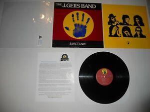J-Geils-Band-Sanctuary-039-78-1st-USA-Brescio-Analog-EXC-ULTRASONIC-Clean