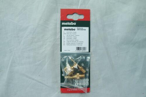 METABO Druckluft-Ventil-Set 3-teilig
