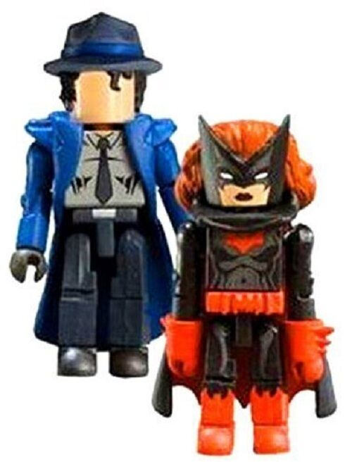 Dc Minimates Series 8 Question and Batwoman by Diamond Select JC