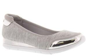 on m Donna Wina Ak New Anne Slip 10 Flats Sport Fabric Taglia 740365288377 Klein Shoes CIwxg0xnqO