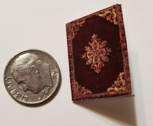 Miniature Dollhouse Book Barbie  Book 1//12 Scale  Indian Kama Sutra Hindu book