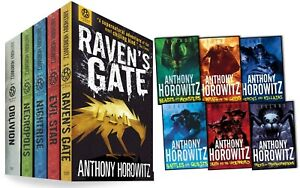 Anthony-Horowitz-Collection-11-Books-Set-The-Legends-and-The-Power-of-Five