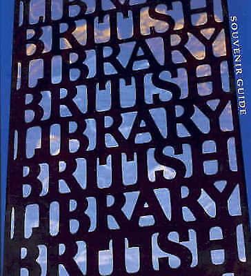 """AS NEW"" The British Library Souvenir Guide, Nicolas Barker, Book"