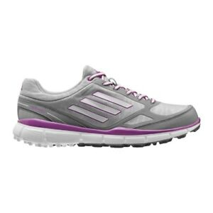 ADIDAS ADIZERO LIGHTWEIGHT SPIKELESS SHOES Purple(SIZE 8.5) WOMEN