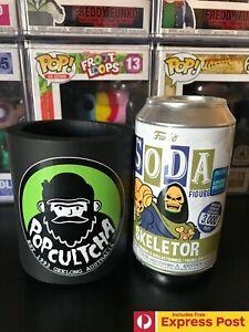 MOTU-DISCO-SKELETOR-FUNKO-POP-SODA-VINYL-FIGURE-WONDERCON-2020-LE-3000PCS-SEALED