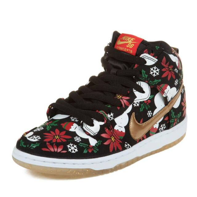 Nike Mens Dunk High SB PRM CNCPTS