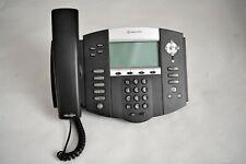 Polycom Soundpoint Ip 550 Poe 2201 12550 001 Phone Business Usa Free Shipping