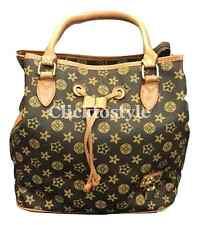 Canvas Print Ladies Grab bags Ladies Shoulder Handbag Hobo Tote Satchels Bags