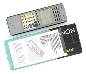 Denon-rc-770-original-control-remoto-universal-Remote-Control-en-OVP-bda-5870g