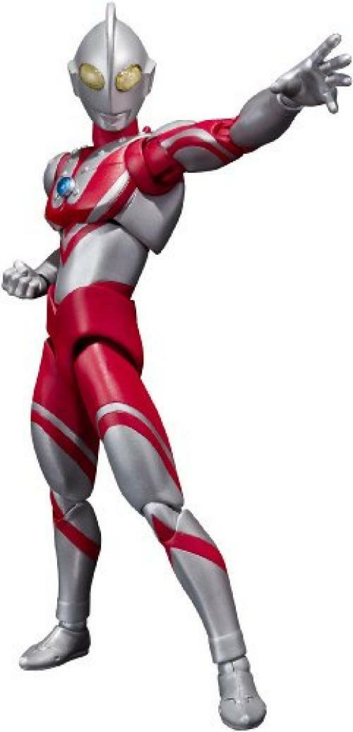 NEW ULTRA-ACT ULTRAMAN ZOFFY Action Figure BANDAI TAMASHII NATIONS from Japan