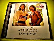 WATERLOO & ROBINSON - THE BEST OF / KRONEN ZEITUNG OVP >>> eBay Shop 111austria