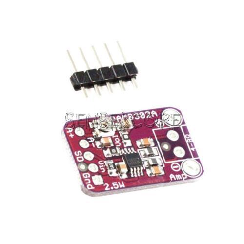 PAM8302 2.5W Class D Single Channel Solo Audio Amplifier Board Amp Module New