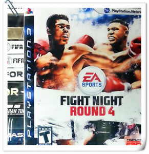 PS3-Fight-Night-Round-4-Sony-PlayStation-Electronic-Arts-EA-Sports-Games