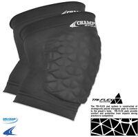 Champro Tri-flex Protective Elbow/knee Pads Dri-gear Football, Basketball