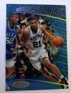 1998-98-Topps-Stadium-Club-Never-Compromise-Tim-Duncan-NC4-San-Antonio-Spurs