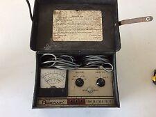 ancien température testeur robinair