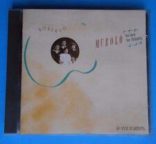 cds cd compact disc roberto murolo na voce na chitarra caruso napule mò