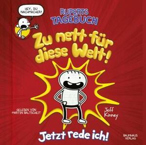 JEFF-KINNEY-RUPERTS-TAGEBUCH-ZU-NETT-FUR-DIESE-WELT-2-CD-NEW