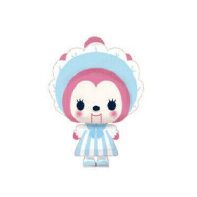 ALI THE FOX Dack Castle Bridal Peach Mini Figure Designer Art Toy Figurine New