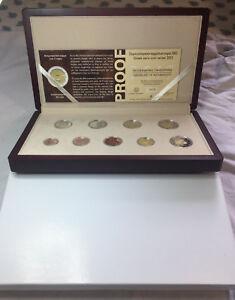 GRECE 2012 - COFFRET BE - NEUF & DISPONIBLE DE SUITE -