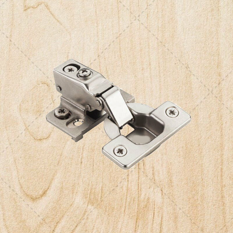 Face Frame Concealed Cabinet Hinges Soft Close 105 deg 1 2 Overlay hd2855-9sft
