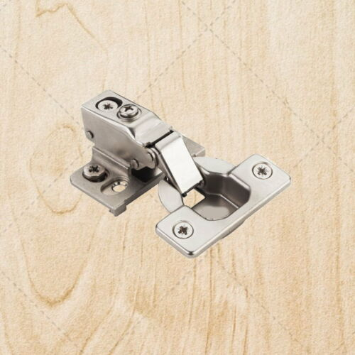 Face Frame Concealed Cabinet Hinges Soft Close 105 deg 1//2 Overlay hd2855-9sft