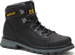 CAT-CATERPILLAR-Printers-Alley-P723782-en-Cuir-Chaussures-Bottes-pour-Hommes