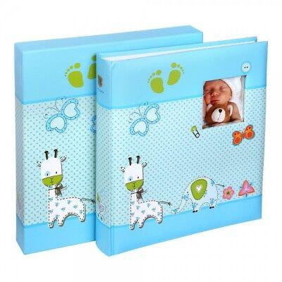 HENZO Babyalbum Mädchen oder Junge Album Fotoalbum Babyfotoalbum Geschenk NEU
