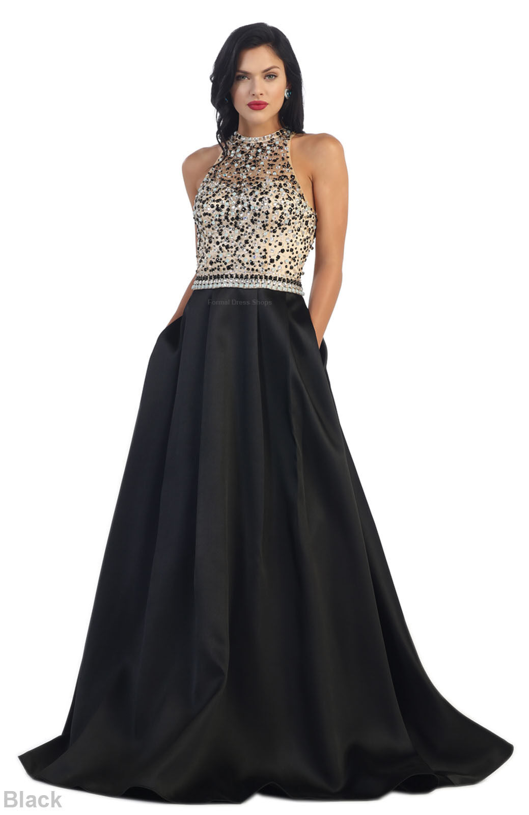 SALE   NEW RED CARPET EVENING LONG FORMAL GOWN SPECIAL OCCASION PROM QUEEN DRESS